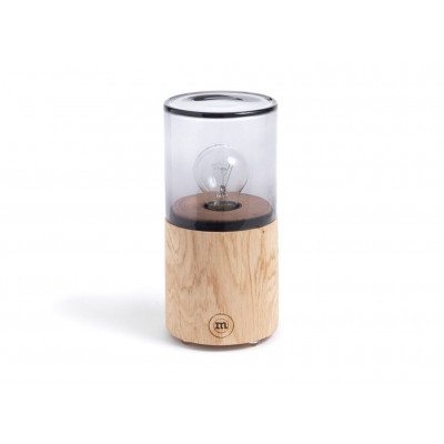 Lantern | Oak/Smoke