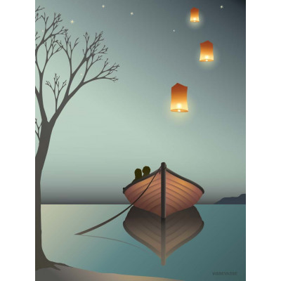 Poster   The Lanterns