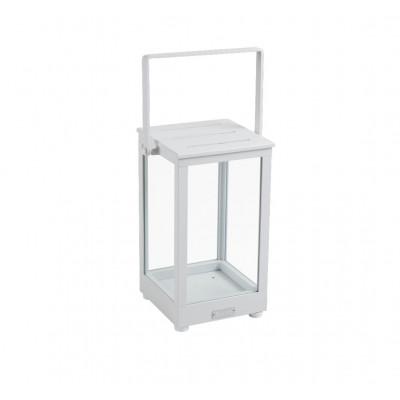 Lanterne Belfort Small | Weiß