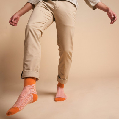 Lapidus Socks | Orange
