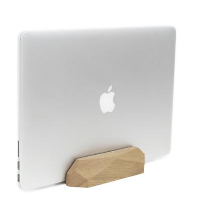 Laptop-Dock | Eiche