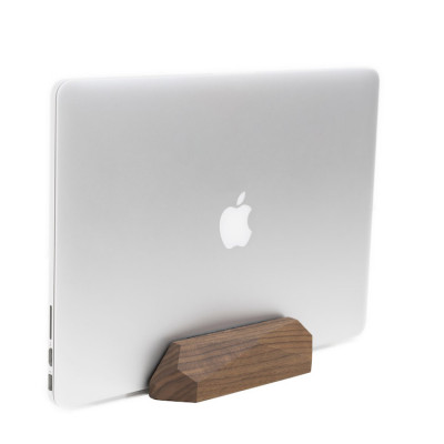 Laptop-Dock | Walnuss