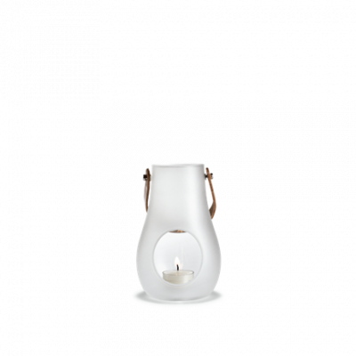Design with Light Table Lantern Frosted   Small