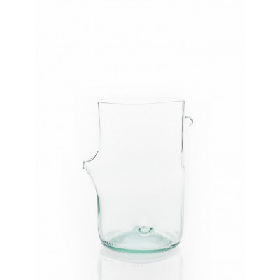 Vase Groß | Transparent