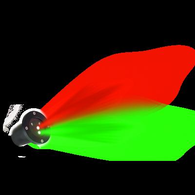 Laserlicht LED LL-400