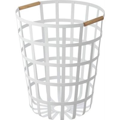 Wäschekorb rund Tosca | Weiß
