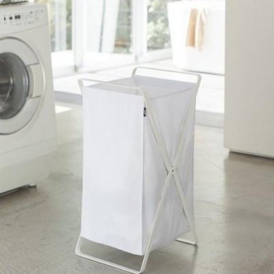 Wäschekorbturm | Weiß
