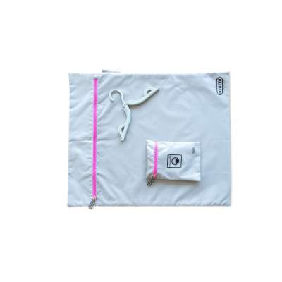 Travel Laundry Bag | Pink