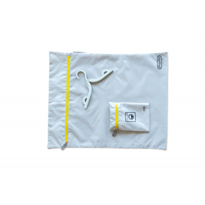 Travel Laundry Bag | Yellow