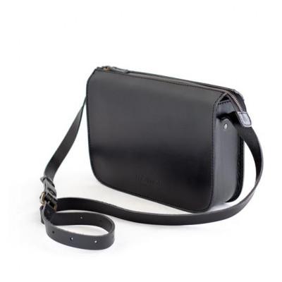 Handtasche Big LAURA   Schwarz