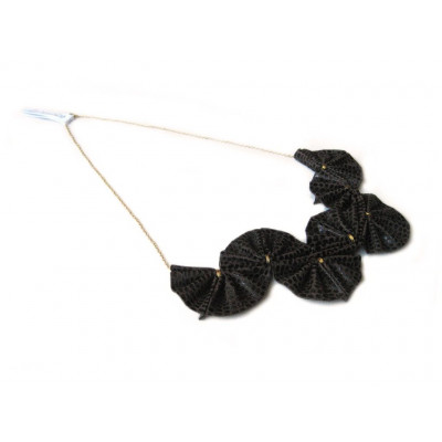 Laura Necklace Brown