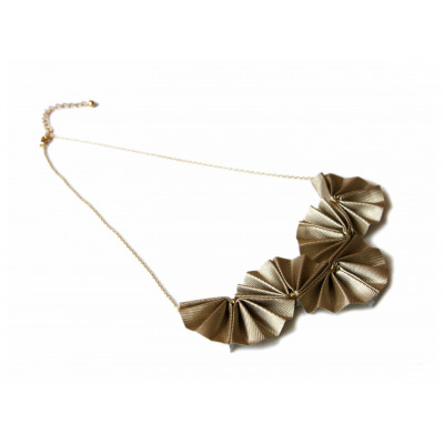 Laura Necklace Gold