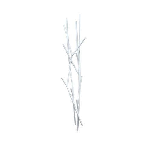 Wall Rack Latva | White
