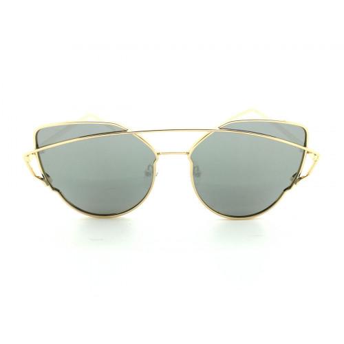 Sonnenbrille Los Angeles | Silber