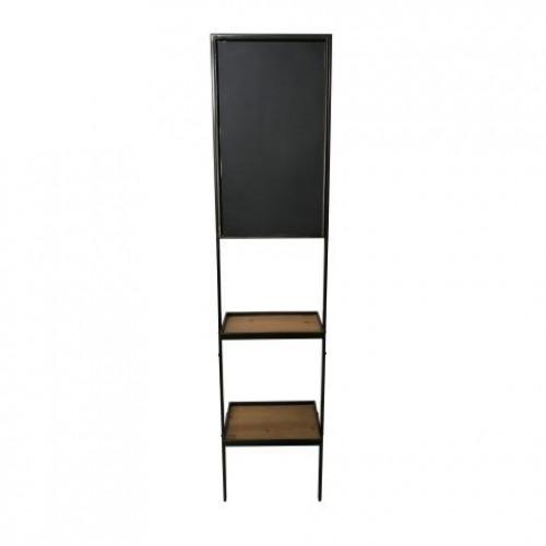 Shelf Ladder | Antique Black