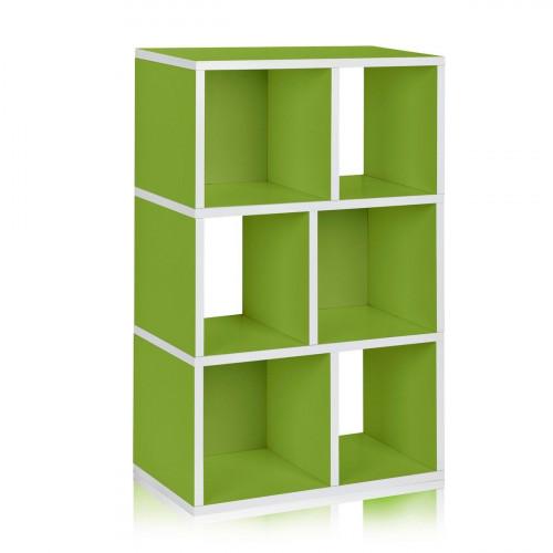 Laguna Bookshelf | Green