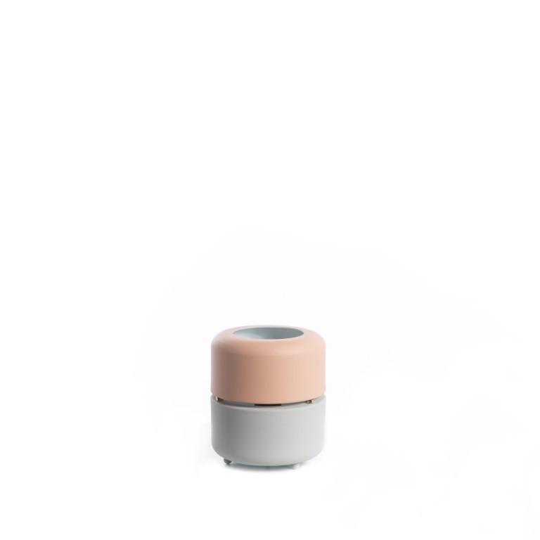 Tischlampe LA134 | Rosa & Grau