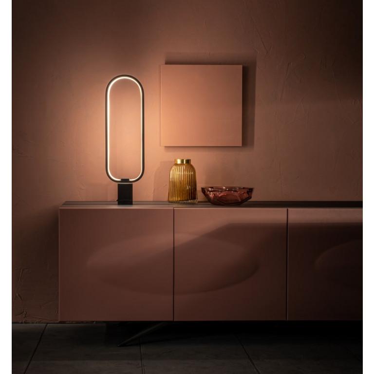 LED-Tischlampe LA157N | Schwarz