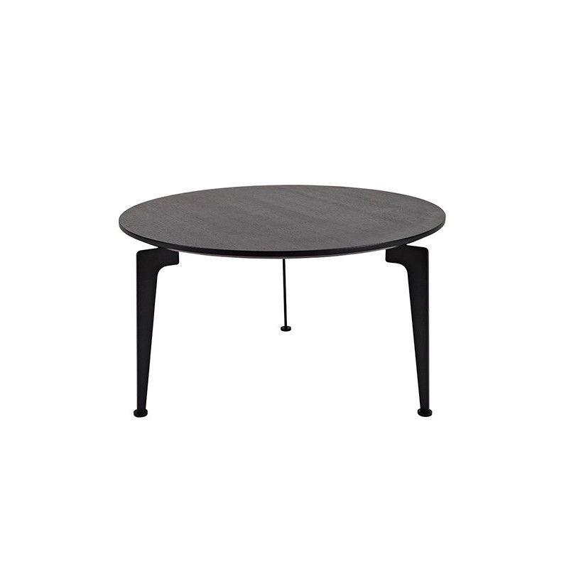 Laser Side Table Black | Large