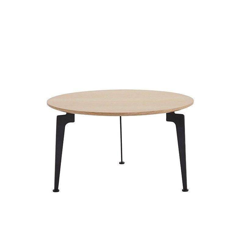 Laser Side Table Oak | Large