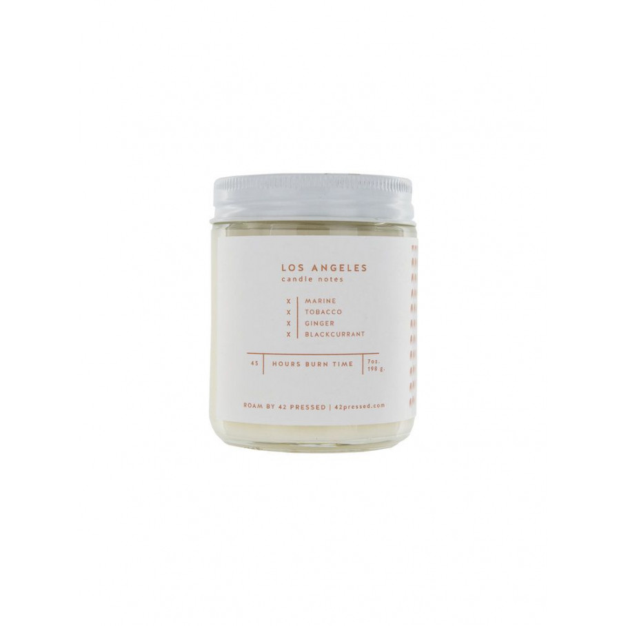 Scent Candle -  Los Angeles