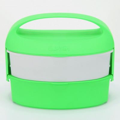 Bento Box | Green Fluo