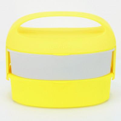Bento Box | Yellow Fluo