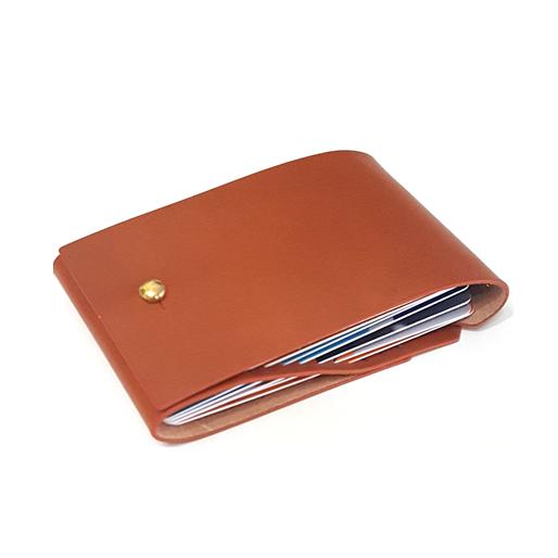 Fan Wallet | Autumn - Light Brown