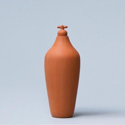 Tap Water Carafe 3.2 | Terracotta