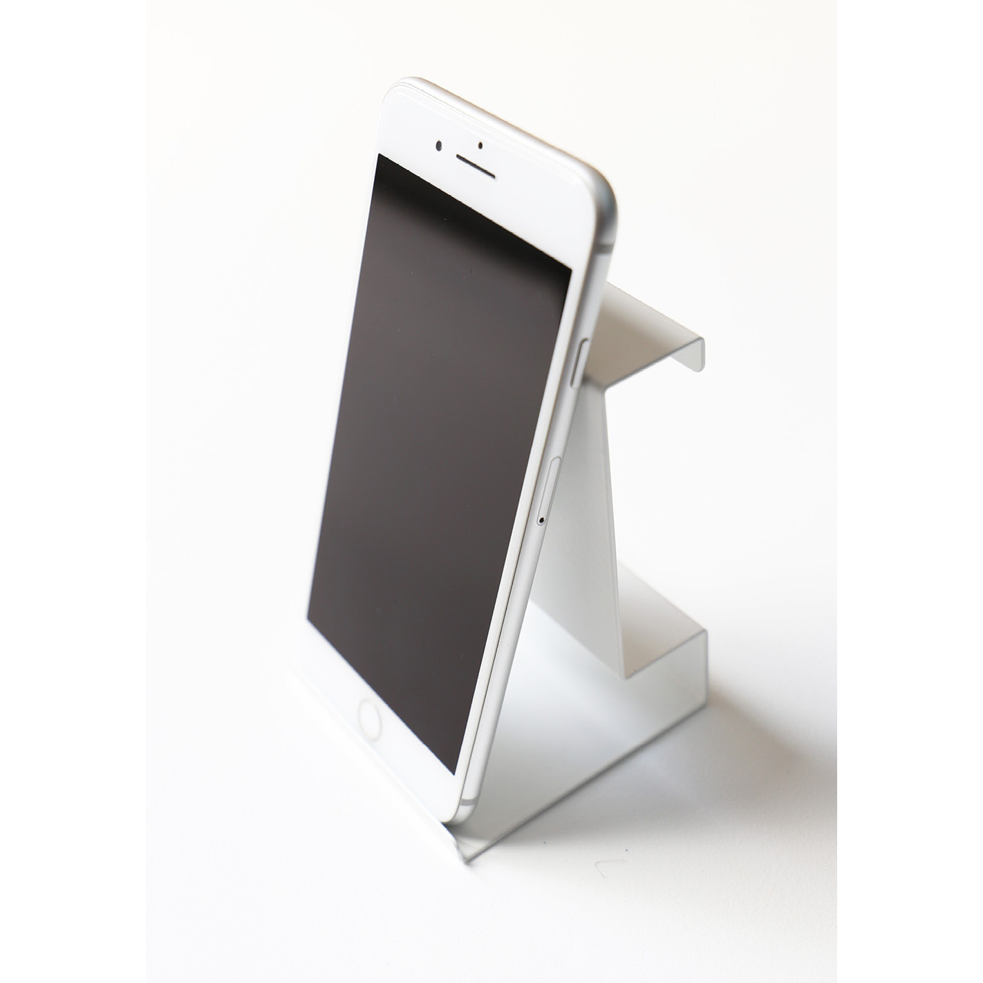 Tablet/Smartphone Ständer Ledge:able Mini   Weiß