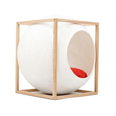 Die Würfelholz-Edition | Elfenbein