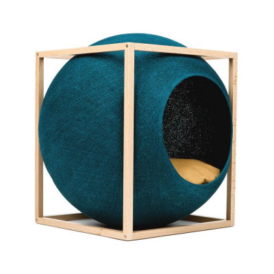 Die Würfelholz-Edition | Peacock