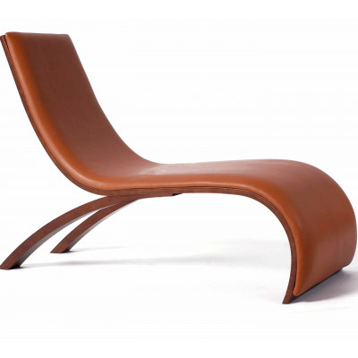 Wave Chair Leder