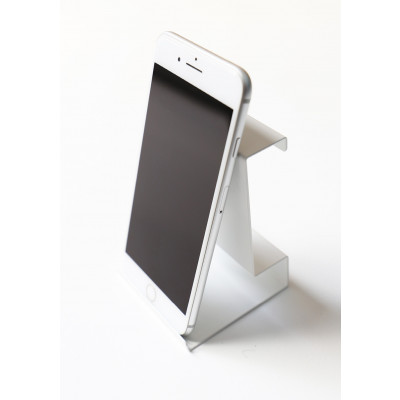 Tablet/Smartphone Stand Ledge:able Mini | White