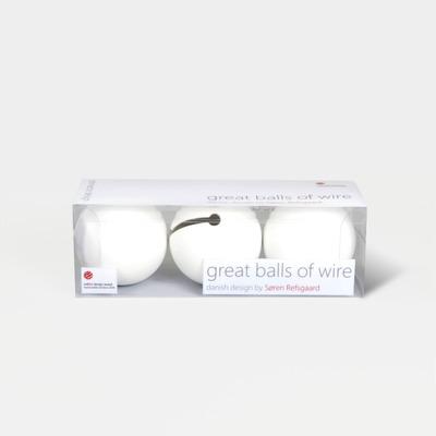 Great Balls of Wire | Weiß