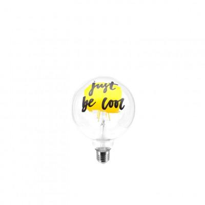 Glühbirne Tattoo Lamp Just be cool