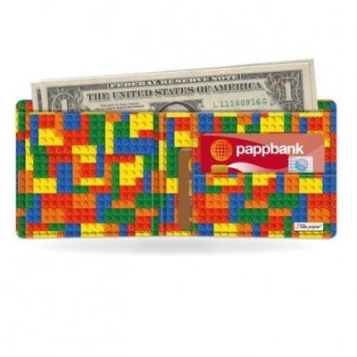 Klassische Brieftasche   Lego