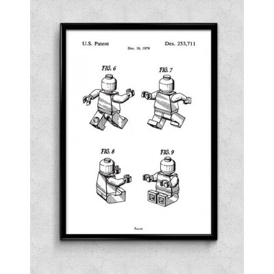 Print   Lego