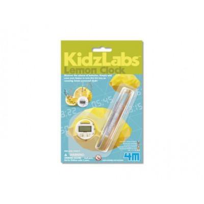 DIY Kit Zitronenuhr