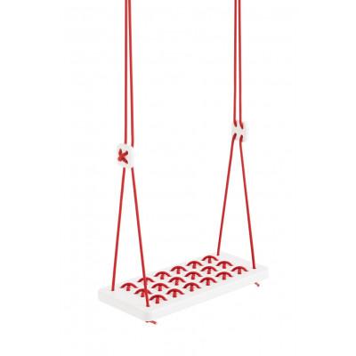 Schaukel Lena | Rotes Seil