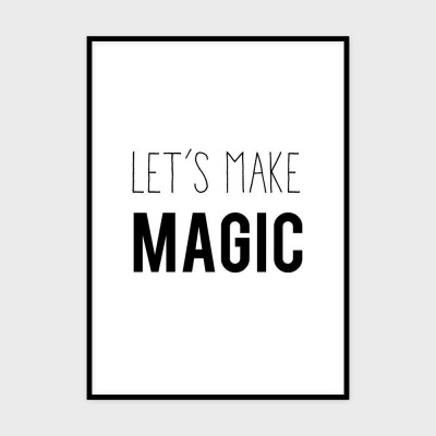 Let's Make Magic