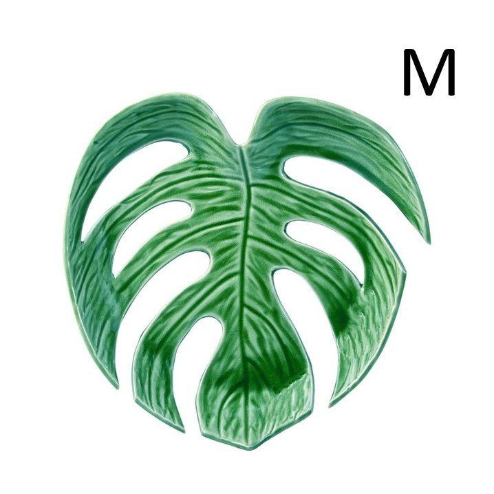 Blattschale   Grün