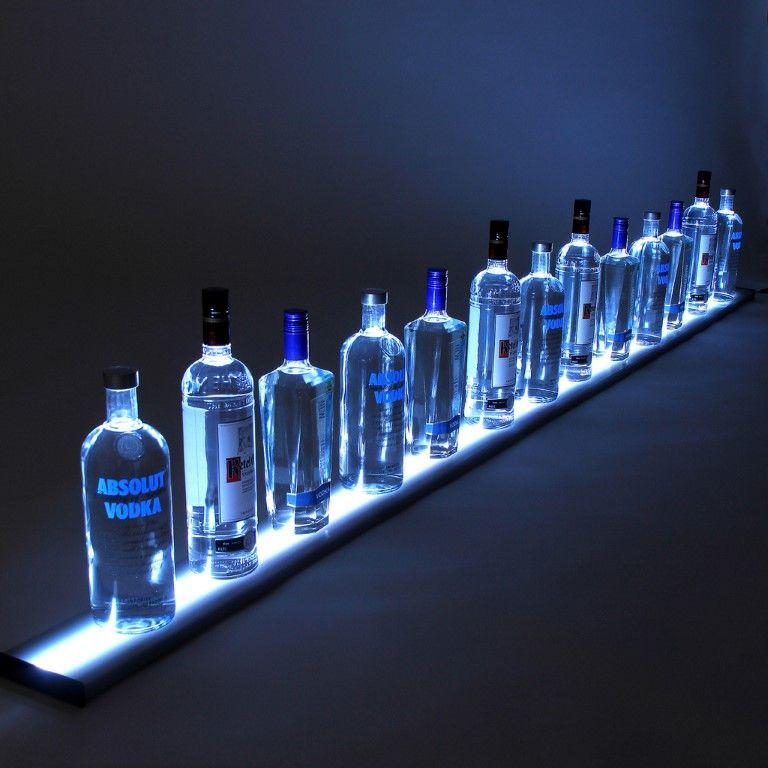 LED Light Shelf | 8 Feet