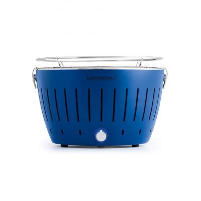 LotusGrill Portable BBQ & Grill | Deep Blue