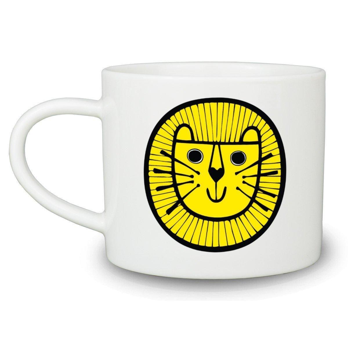 Mugs Lion   Set of 6