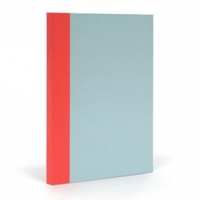 Fantasticpaper Farbe | Himmelblau & Warmes Rot XL