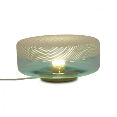 Light Drop Big Lampe | Türkis