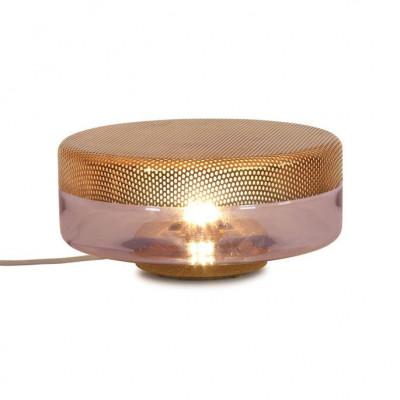 Light Drop Big Lampe | Violett Kupfer