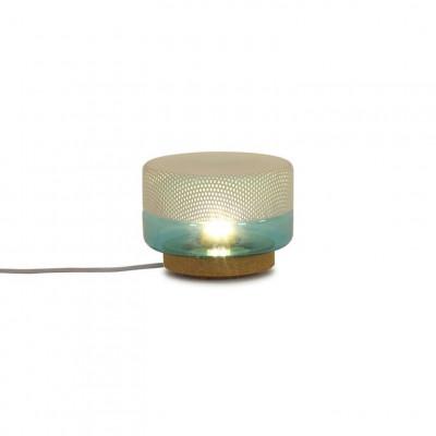 Light Drop Kleine Lampe | Türkis