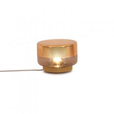 Light Drop Kleine Lampe | Violett Kupfer